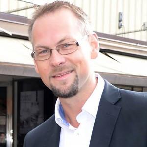 Anders Wallin - Värnamo Citys VD/Centrumledare