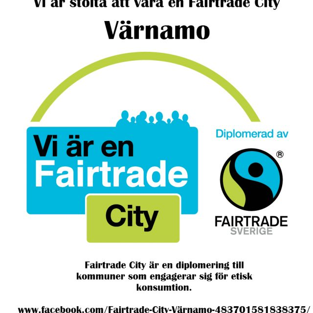 Fairtrade City Värnamo